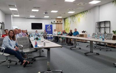 Odbyło się Walne Zgromadzenie Sprawozdawcze SSR Start Poznań, na którym podsumowaliśmy poprzedni rok.