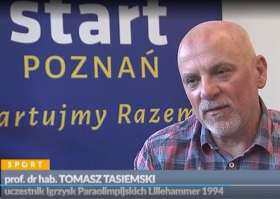 """Początki """"STARTU Poznań"""" są fundamentem polskiego ruchu Paraolimpijskiego 4 - Start Poznań"""
