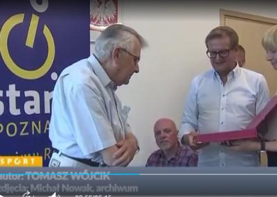 """Początki """"STARTU Poznań"""" są fundamentem polskiego ruchu Paraolimpijskiego 6 - Start Poznań"""