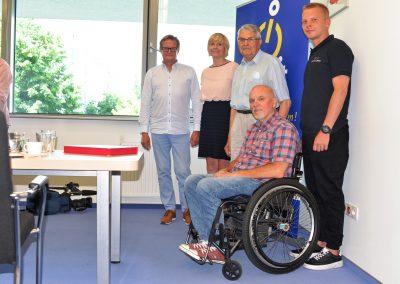 """Początki """"STARTU Poznań"""" są fundamentem polskiego ruchu Paraolimpijskiego 1 - Start Poznań"""