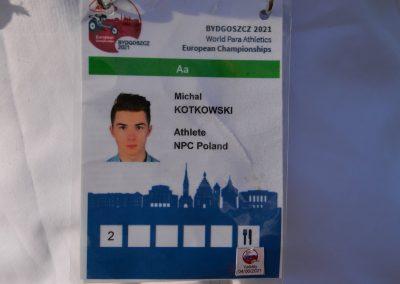 Polscy paralekkoatleci trzecią siłą kontynentu 14 - Start Poznań