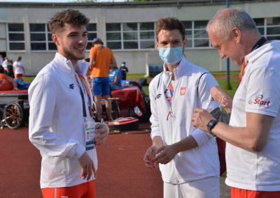 Polscy paralekkoatleci trzecią siłą kontynentu 16 - Start Poznań