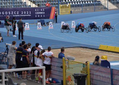 Polscy paralekkoatleci trzecią siłą kontynentu 3 - Start Poznań