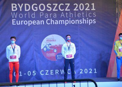 Polscy paralekkoatleci trzecią siłą kontynentu 26 - Start Poznań