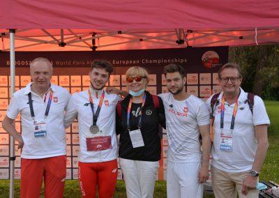 Polscy paralekkoatleci trzecią siłą kontynentu 28 - Start Poznań