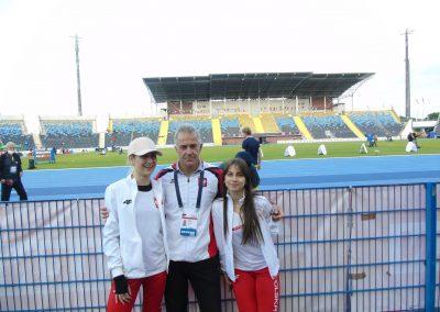 Polscy paralekkoatleci trzecią siłą kontynentu 31 - Start Poznań