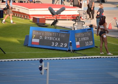 Polscy paralekkoatleci trzecią siłą kontynentu 35 - Start Poznań