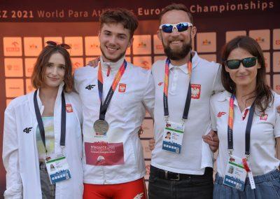 Polscy paralekkoatleci trzecią siłą kontynentu 5 - Start Poznań