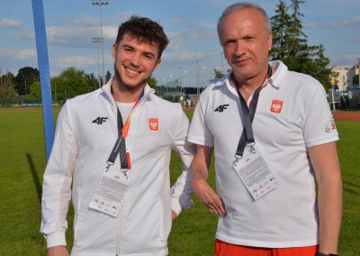Polscy paralekkoatleci trzecią siłą kontynentu 43 - Start Poznań