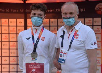 Polscy paralekkoatleci trzecią siłą kontynentu 9 - Start Poznań