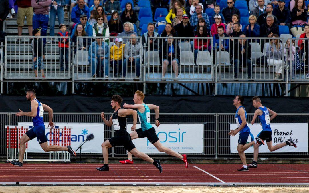 Paralekkoatletyka po raz pierwszy na mityngu Poznań Athletics Grand Prix