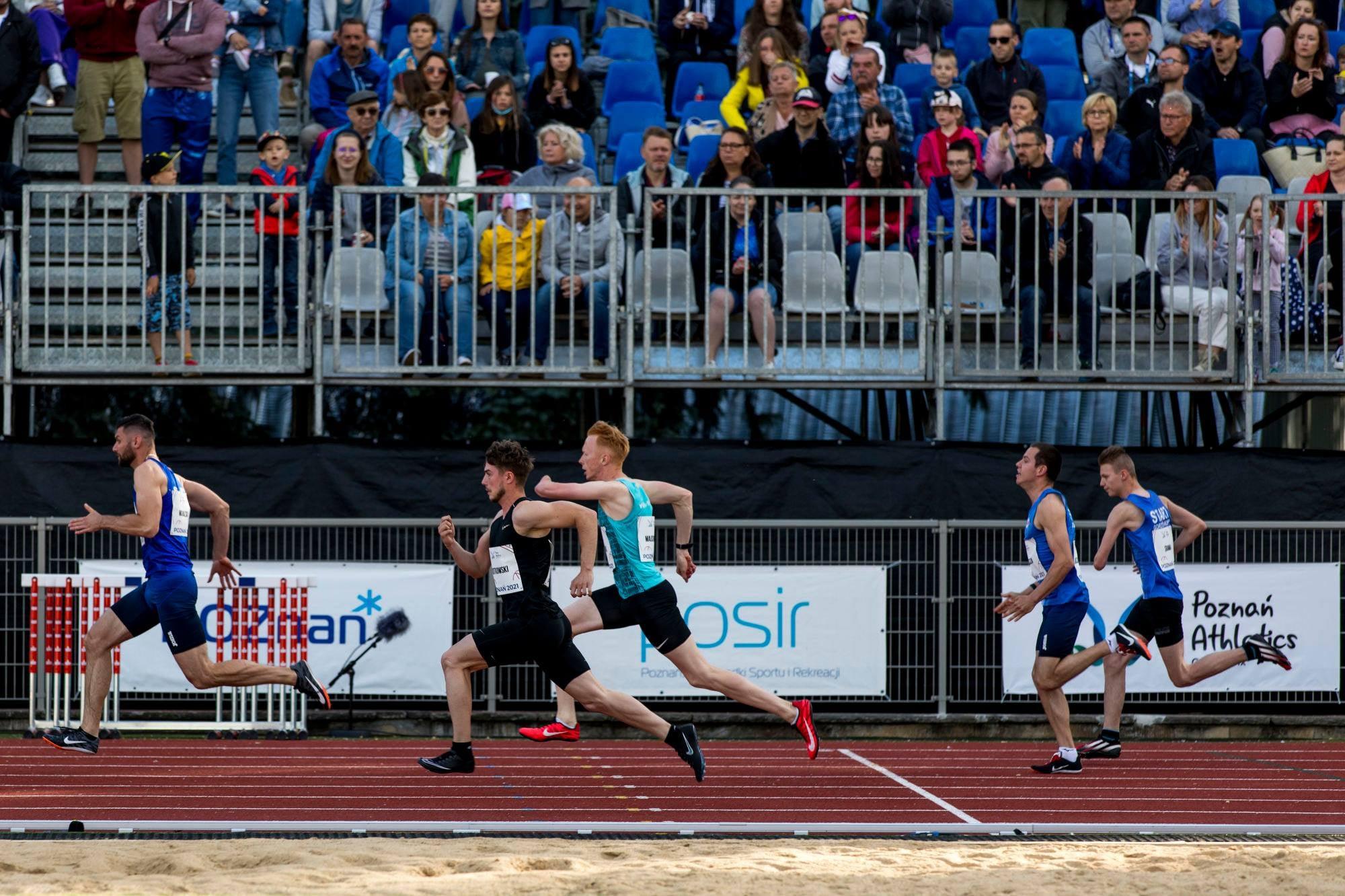 Paralekkoatletyka po raz pierwszy na mityngu Poznań Athletics Grand Prix 1 - Start Poznań