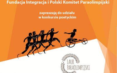 Laur paraolimpijski dla poety !