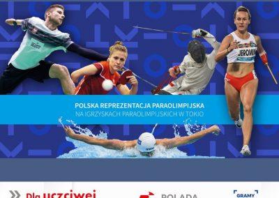 POLADA - antydopingowe szkolenie naszych paraolimpijczyków 3 - Start Poznań