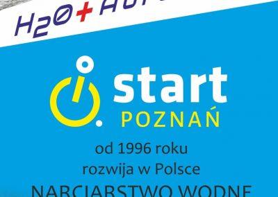 """25 lat """" H2O +Adrenalina"""" 1 - Start Poznań"""