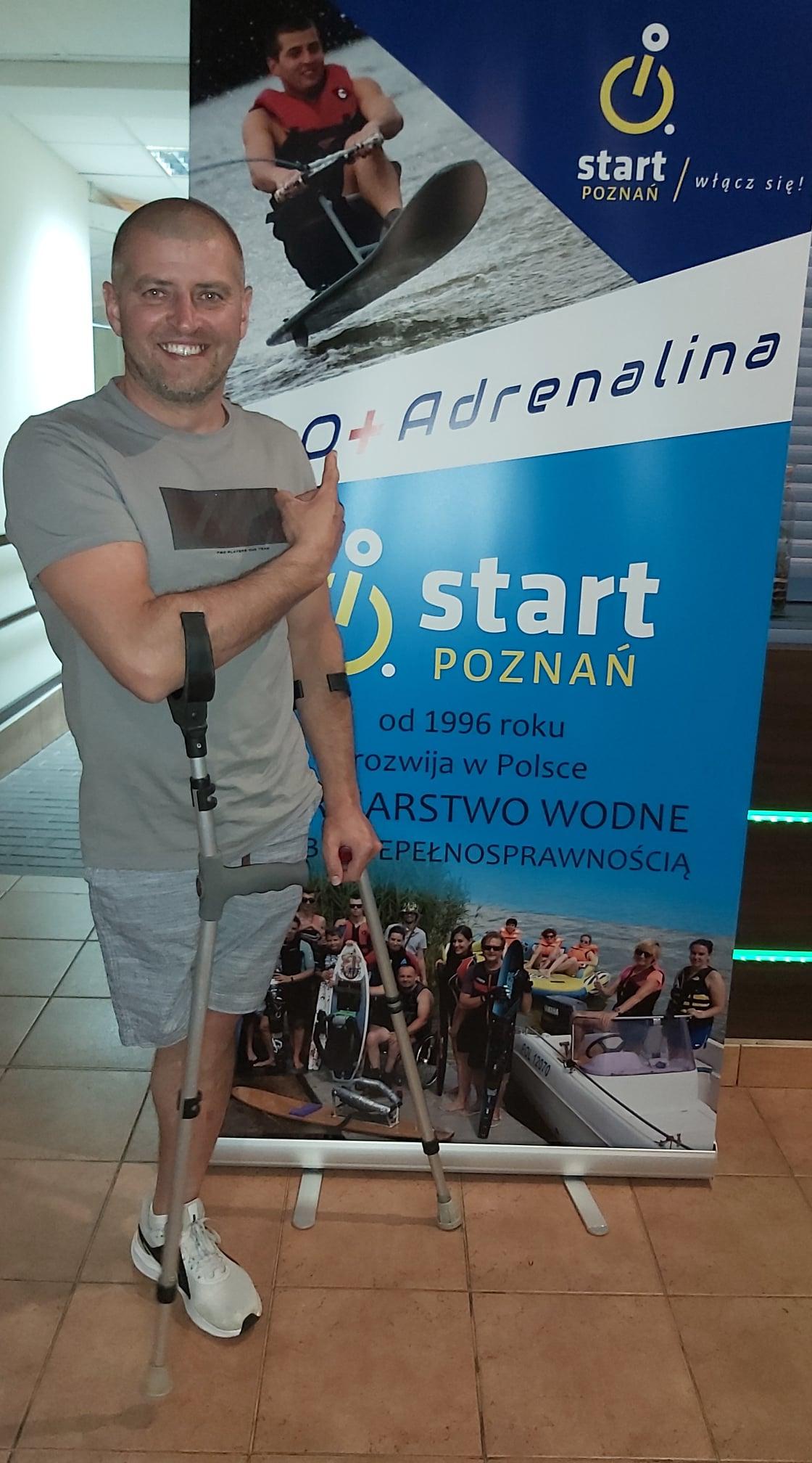 """25 lat programu """"H2O +Adrenalina"""" 1 - Start Poznań"""