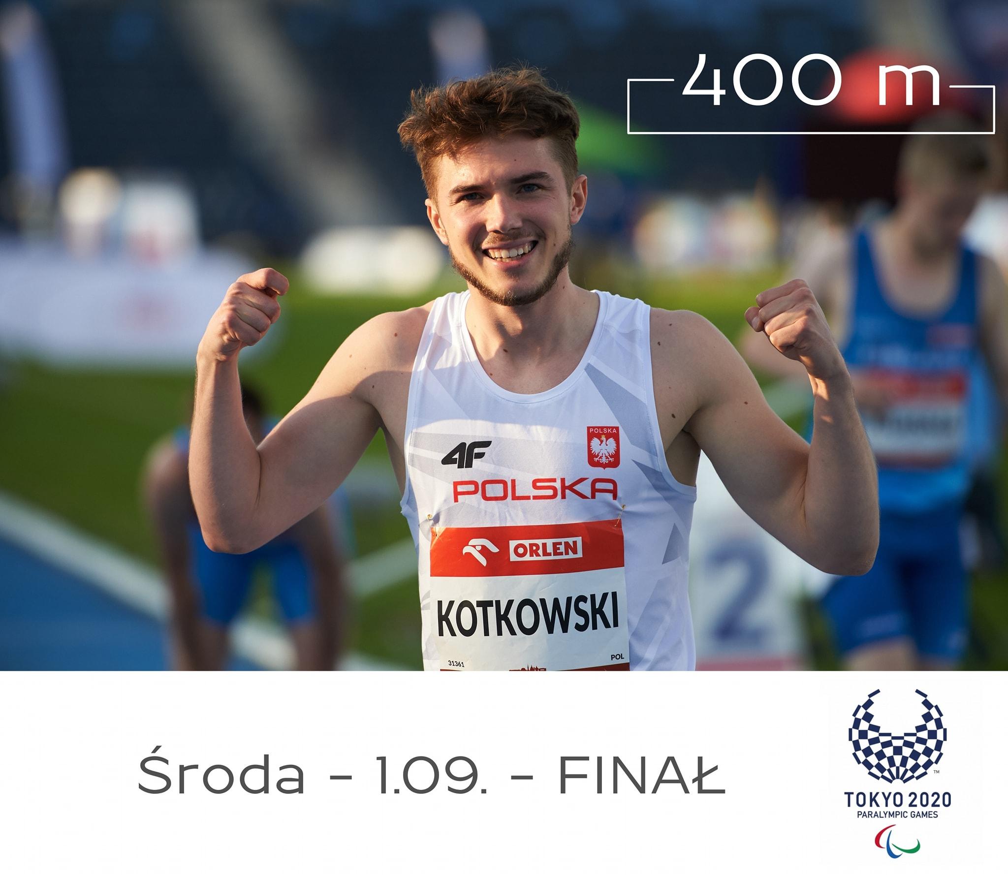 Dla wszystkich, którzy miliby ochotę mi kibicować 1 - Start Poznań
