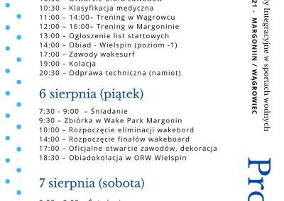 Już za tydzień zaczynamy sportowe zmagania na akwenach w Wągrowcu i Margoninie 1 - Start Poznań