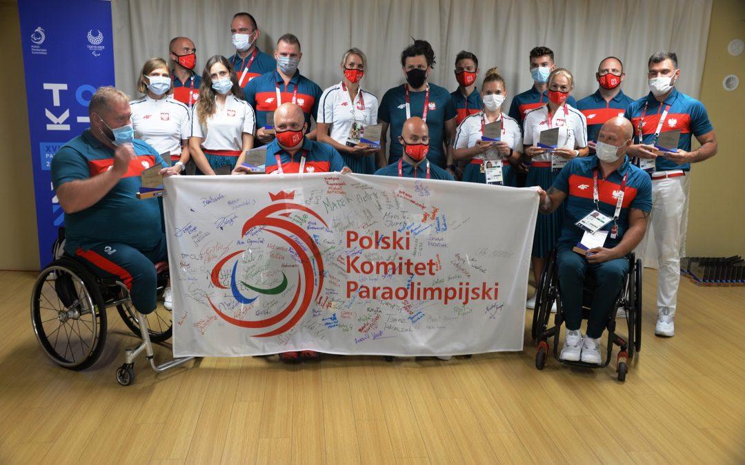 Michał Kotkowski pełnoprawnym członkiem Rodziny  Paraolimpijskiej
