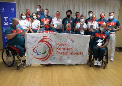 Michał Kotkowski pełnoprawnym członkiem Rodziny Paraolimpijskiej 1 - Start Poznań
