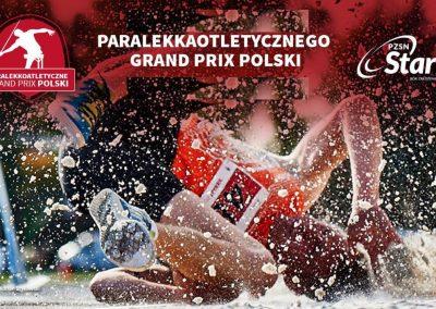 Paraatletyczne Grand Prix Polski 2 - Start Poznań