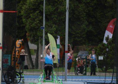 Paraatletyczne Grand Prix Polski 4 - Start Poznań