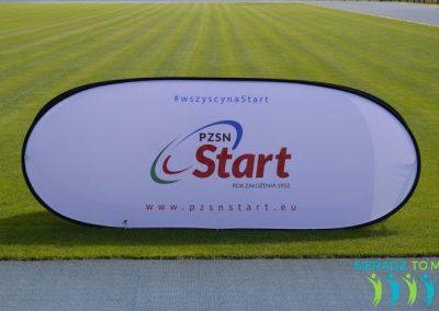 Paraatletyczne Grand Prix Polski 6 - Start Poznań
