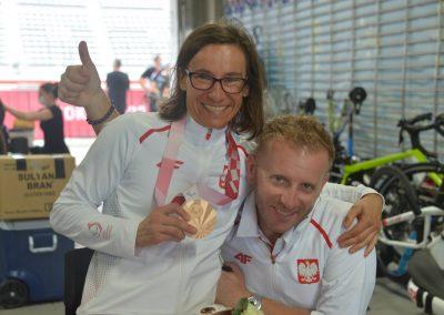 Renata Kałuża zdobyła brąz dla Polski w kolarstwie szosowym 21 - Start Poznań