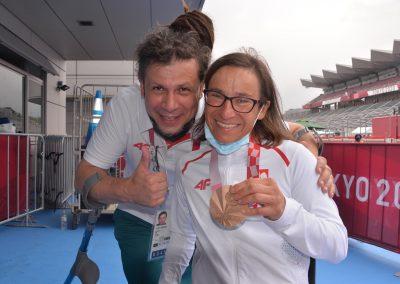 Renata Kałuża zdobyła brąz dla Polski w kolarstwie szosowym 30 - Start Poznań