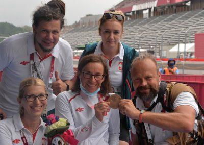 Renata Kałuża zdobyła brąz dla Polski w kolarstwie szosowym 33 - Start Poznań