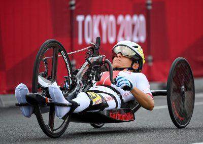Renata Kałuża zdobyła brąz dla Polski w kolarstwie szosowym 5 - Start Poznań