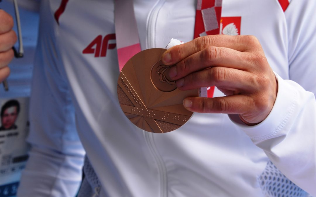 Renata Kałuża zdobyła  brąz dla Polski w kolarstwie szosowym