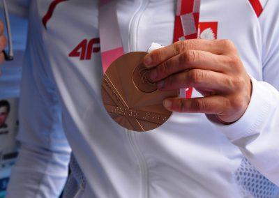 Renata Kałuża zdobyła brąz dla Polski w kolarstwie szosowym 8 - Start Poznań
