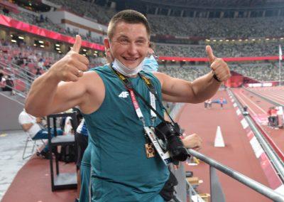Trzy medale jednego dnia 3 - Start Poznań