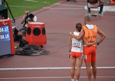 Trzy medale jednego dnia 9 - Start Poznań