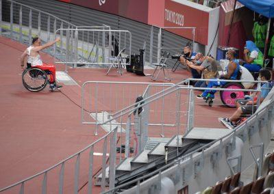 Złoto dla Polski na stadionie Olimpijskim #Tokyo2020 11 - Start Poznań