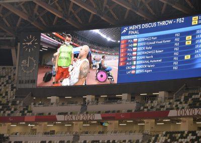 Złoto dla Polski na stadionie Olimpijskim #Tokyo2020 12 - Start Poznań