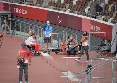 Złoto dla Polski na stadionie Olimpijskim #Tokyo2020 13 - Start Poznań