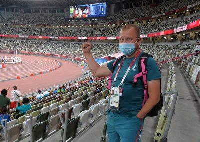 Złoto dla Polski na stadionie Olimpijskim #Tokyo2020 15 - Start Poznań