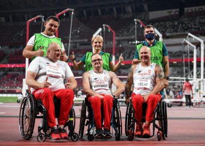 Złoto dla Polski na stadionie Olimpijskim #Tokyo2020 6 - Start Poznań