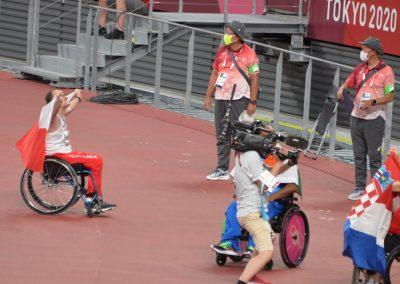 Złoto dla Polski na stadionie Olimpijskim #Tokyo2020 8 - Start Poznań