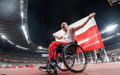 Złoto dla Polski na stadionie Olimpijskim #Tokyo2020
