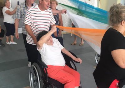 Co, jak co ale na nudę nasi Seniorzy narzekać nie mogą 7 - Start Poznań
