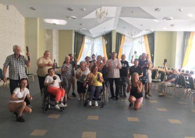 Co, jak co ale na nudę nasi Seniorzy narzekać nie mogą 3 - Start Poznań