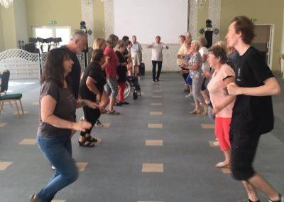 Co, jak co ale na nudę nasi Seniorzy narzekać nie mogą 17 - Start Poznań