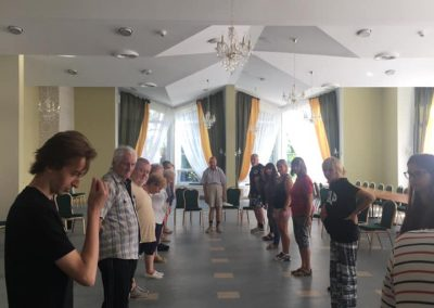 Co, jak co ale na nudę nasi Seniorzy narzekać nie mogą 14 - Start Poznań
