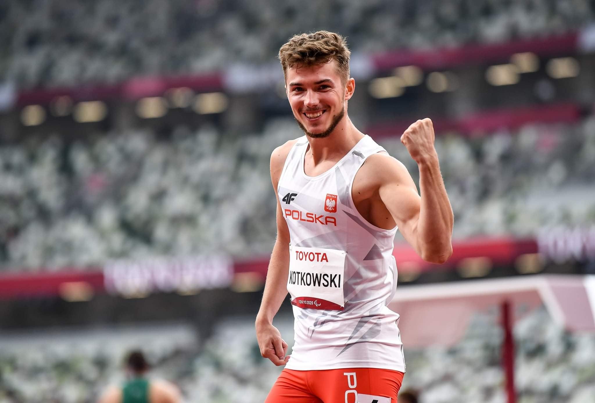 Dzisiejszy start mimo, że bez medalu to uważam za bardzo udany 1 - Start Poznań