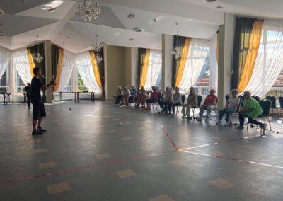 Kolejny intensywny dzień Seniorów !!! 23 - Start Poznań