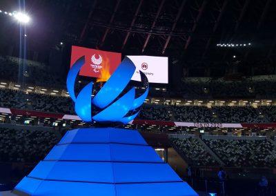 Polska Misja na Igrzyskach Paraolimpijskich #Tokyo2020 właśnie kończy swoją działalność w Japonii 22 - Start Poznań