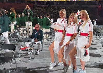 Polska Misja na Igrzyskach Paraolimpijskich #Tokyo2020 właśnie kończy swoją działalność w Japonii 3 - Start Poznań